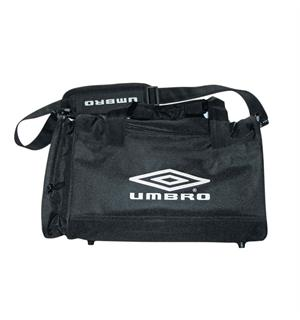 UMBRO Diamond Bag Jr sort Liten og praktisk spillerbag