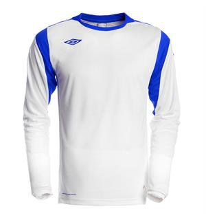 UMBRO Diamond Fb Jersey LS - God teknisk spillertrøye