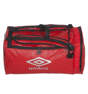 UMBRO Core Bag 60L Rød L Tøff bag med polstrede bærestropper