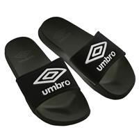 UMBRO Core Slippers Sort 37 Funksjonell og komfortabel slippers
