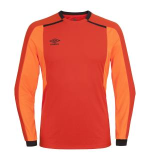 UMBRO Astro Gk Jersey jr Neonoransje 158 Teknisk keepertrøye til junior
