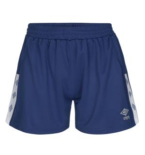 UMBRO UX Elite Shorts W Blå/Hvit 40